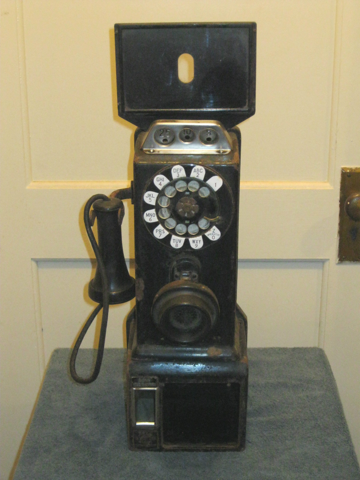 Coin Operated Telephone Greatest Collectibles