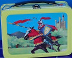 "image, ""Knight in Armor Lunch Box"""