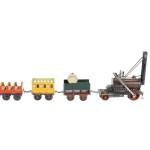 Rare Antique Toy Train Fetches $121,000