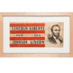 Abraham Lincoln Banner $106,250