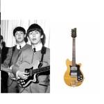 George Harrison's Guitar $485,000