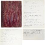 Alan Turing's Notebook $1 Million