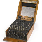 WWII German Enigma I Enciphering Machine Sold for $269,000