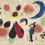 Joan Miró Painting $23.5 Million