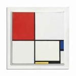 1929 Piet Mondrian Painting Fetches $50 Million