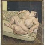1994 Lucian Freud Painting Sells $56 Million
