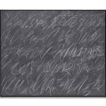 Twombly Blackboard Painting $29 Million