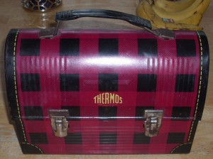 Plaid Dome Lunch Box by Thermos