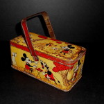 Mickey Mouse Metal Lunch Box