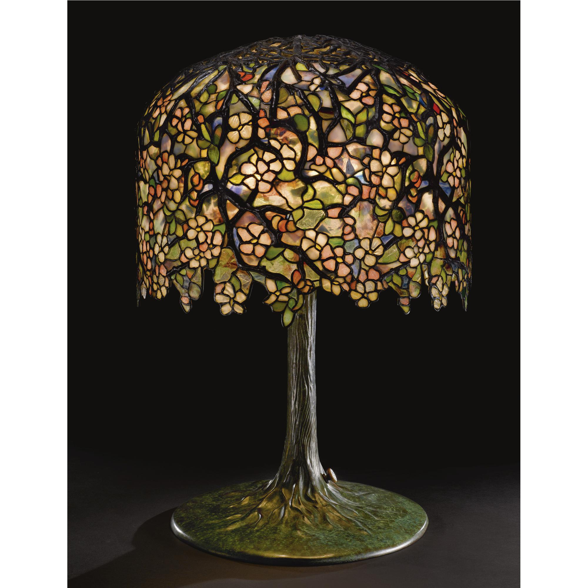 Apple Blossom Table Lamp
