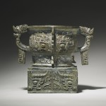 The Zuo Bao Yi Gui Bronze Ritual Food Vessel Early Western Zhou Dynasty, 11th-10th Century BC Sells for $6,661,000