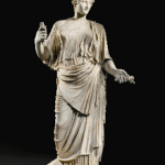 Marble Statue of Aphrodite, early 1st Century A.D