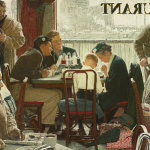 Saying Grace By Norman Rockwell Painting Sold for $46,085,000.