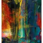 Abstraktes Bild Painting by Gerhard Richter