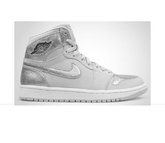 Air Jordan Silver Shoe Air Jordan Silver Shoe