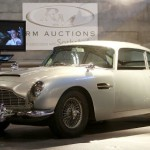 James Bond's Aston Martin from Goldfinger