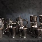 Great Silver Wine Cistern