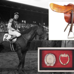 Legendary Seabiscuit Saddle Sells for $104,260