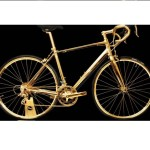 24-Carat Gold-plated Goldgenie Bike Sells for $390,000