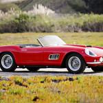 Ferrari 250 GT California Spider sells for $7.7 Million