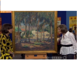 Painting Bought for $100 is Worth $500,000