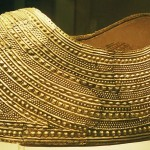 Oldest Known Mold Gold Cape