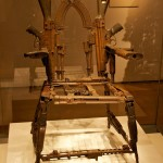 Oldest Known Throne of Weapons