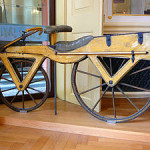 Oldest Known Bycicle