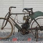 Oldest Knwon Motorcycle