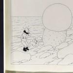 1942 Tintin Cartoon Art Fetches $2.8 Million