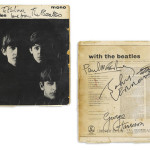 Beatles-Signed The Beatles album Fetches $36,250