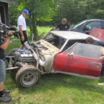 The First Two Pontiac Firebirds ever Built Found in Barn