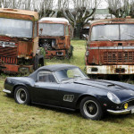 Barn-Find Car Collection Worth £20 Million
