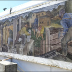 Mural Found in Old Barn, Is Worth at Least  $100,000
