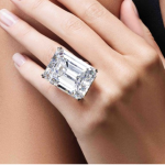 100-Carat Diamond Ring Fetches $22 Million