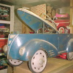 1937 Skippy Ford Open Pedal Car