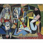 1955 Picasso Painting Fetches $179 Million at Christie's Auction