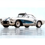 1962 Corvette Race Car Sell for $1.6 Million at RM Sotheby's