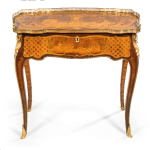 Table Louis XV, circa 1755 Sells for $263,6000 at Auction