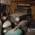 Car Collection In Texas Barn Five Incredibly Preserved Pre-War Cars $500,000