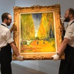 Van Gogh Painting L'Allee des Alyscamps Sells for $66 Million at Sotheby's