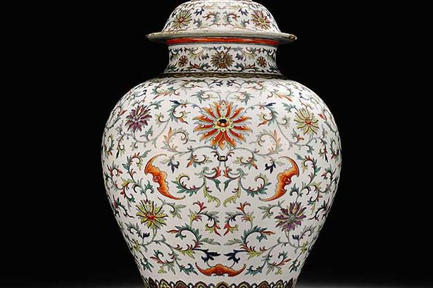 China Antique Vase 10 Antiques From